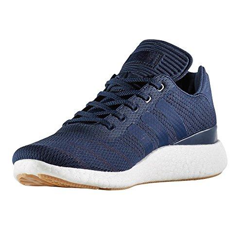 adidas Herren Busenitz Pure Boost PK Skateboardschuhe blau (Maruni / Ftwbla / Gum4)