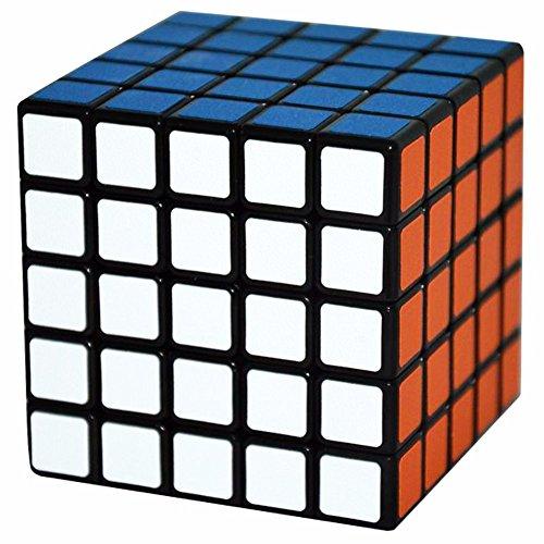 coolzonr-cubo-magico-5x5x5-speed-puzzle-magic-cube-velocita-twisty-giocattolo-matte-adesivo-63mmnero
