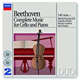 Beethoven: Complete Music for Cello and Piano (2 CDs)