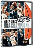 2003 NBA Finals San Antonio Spurs Championship Video [Import USA Zone 1]