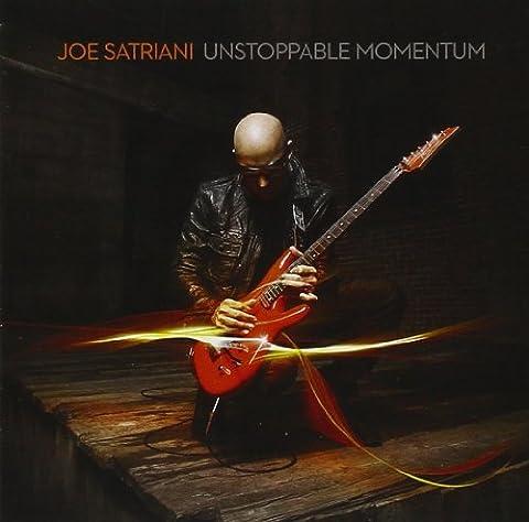 Cd Joe Satriani - Unstoppable