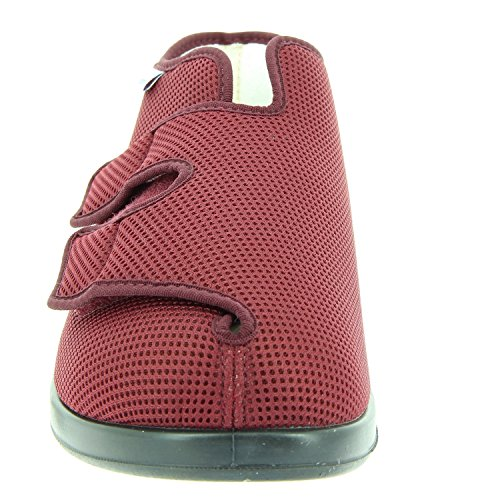 Varomed, Pantofole donna Rosso (Bordo)