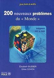 200 nouveaux problèmes du : (301-500)