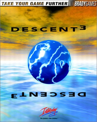 Descent 3 Official Strategy Guide