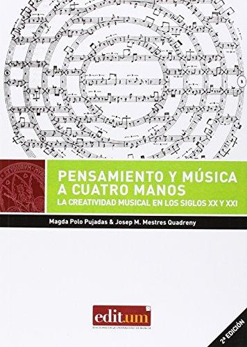 Pensamiento Y Música A Cuatro Manos (2ª Ed.) por Aa.Vv.