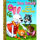 Peter Cottontail and the Great Mitten Hunt (Little Golden Storybook)