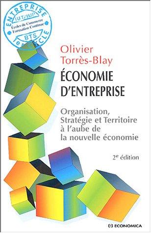 economie-d-39-entreprise-organisation-stratgie-et-territoire--l-39-aube-de-la-nouvelle-conomie