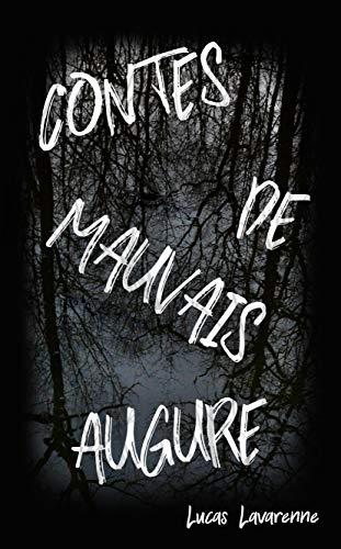 Couverture du livre Contes de Mauvais Augure