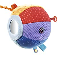 Haba 301672 Entdeckerball Kunterbunt, Kleinkindspielzeug preisvergleich bei kleinkindspielzeugpreise.eu
