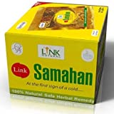 Link Naturals Samahan Herbal Extracts Tea for Cold Cough Immunity, 4g (50 Pieces)