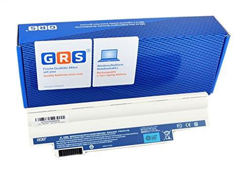 GRS Batterie pour Acer AL10A31, 4400mAh/49Wh, weiß