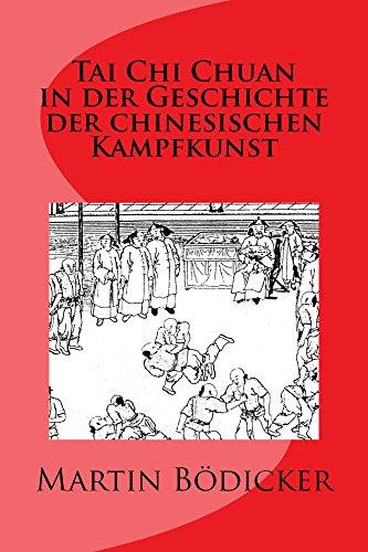 Tai Chi Chuan in der Geschichte der chinesischen Kampfkunst