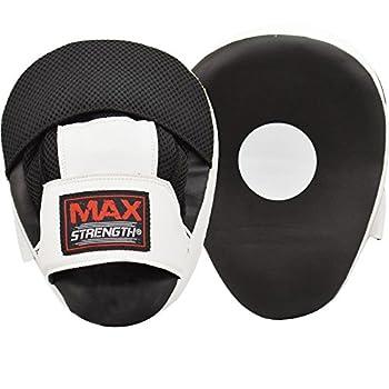 Guantes curvados para boxeo...