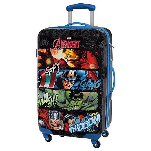 marvel-4411551-avengers-trolley-abs-nero-67-cm