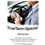 TrueTerm Special Euroversion für Windows98/NT/2000/Me/XP, WindowsCE, PalmOS, EPOC