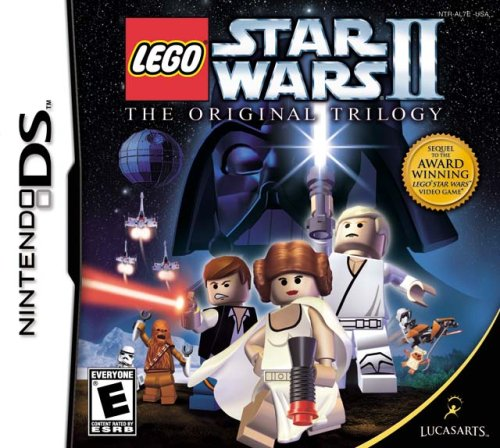 [UK-Import]Lego Star Wars II 2 The Original Trilogy Game DS (Lego Ds Star Wars 3)