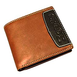Levis Genuine Leather Wallet - [ Brown Color ]