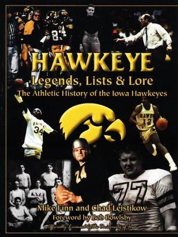 Hawkeye: Legends, Lists and Lore por Mike Finn