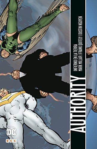 Descargar Libro Authority: Infierno en la Tierra de Mark Millar