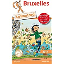 Guide du Routard Bruxelles 2017