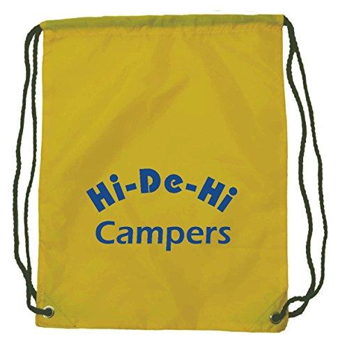 Hi De Hi Campers Maplins Drawstring Bag