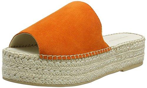 Pantoletten Espadrilles  – orange