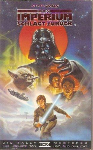 Preisvergleich Produktbild Das Imperium schlägt zurück [VHS]