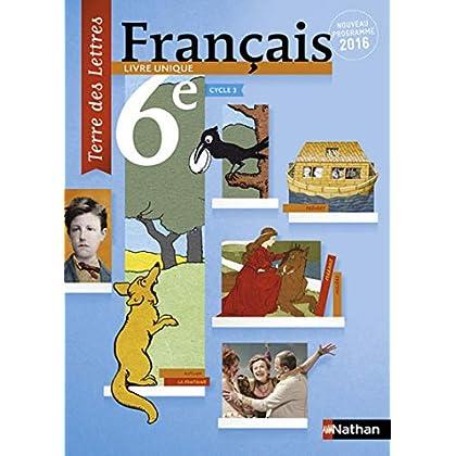 Terre des Lettres 6e - Grand format - Nouveau programme 2016