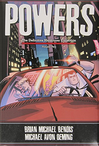 Powers (The Definitive Hardcover Collection, Volume 2)