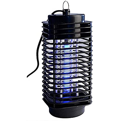HOUTBY™ 220V Electric UV Mosquitoes Fly Bug Insect Zapper Killer Trap Lamp Indoor Outdoor