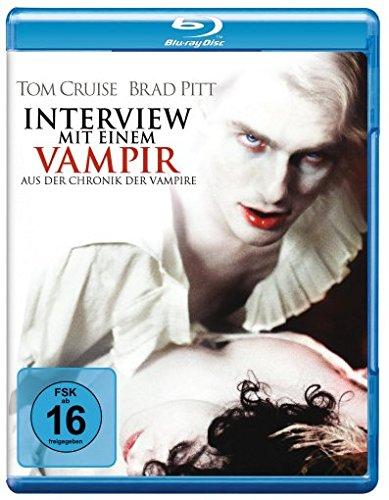 Interview mit einem Vampir - 20th Anniversary [Blu-ray] (Film Vampiri)