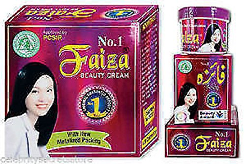 faiza skin whitening cream 101% original see the result in with a 7 days\'.