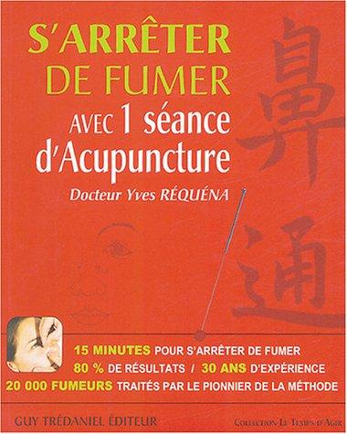 S'arrter de fumer avec 1 sance d'Acupuncture
