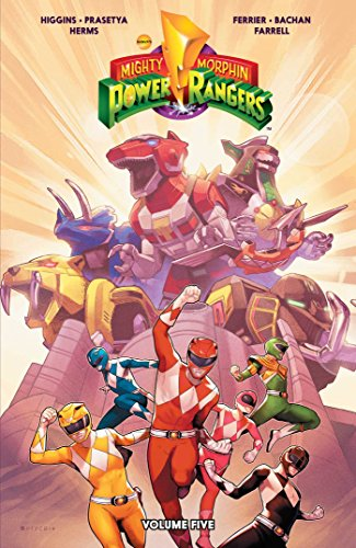 Mighty Morphin Power Rangers Vol. 5 (Power Ranger Comic)