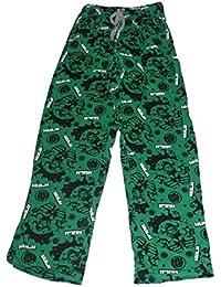 MARVEL INCREDIBLE HULK GREEN Herren Schlafanzughose Grün Grün XX-Large