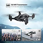 Holy Stone HS165 GPS Drone with 2K HD Camera for Adults, Foldable Drone for Beginners, FPV RC Quadcopter with GPS Return Home, Follow Me, Altitude Hold and 5G WiFi Transmission Live Video 11