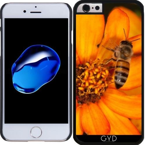 Coque pour Iphone 5/5S - Fleur D'oranger Et Des Abeilles by loki1982 Plastique Rigide