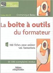 La boîte à outils du formateur : 100 Fiches de pédagogie