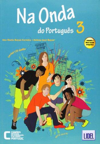 Na Onda Portugués 3 Libro (+CD)