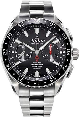 Alpina Geneve Alpiner 4 Chronograph Cronografo uomo Molto sportivo