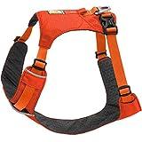 Ruffwear Leichtgewicht-Hundegeschirr, Mittelgroße Hunderassen, Größenverstellbar, Größe: M, Rot (Sockeye Red), Hi & Light Harness, 3082-601M