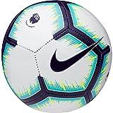 Nike Pl NK Skls-Fa18 Ballon de Football Mixte Adulte, Blanc/Blue Purple, FR : XS (Taille Fabricant : 1)