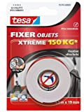 tesa Xtreme 55791–00007–00Klebeband Maximale Belastung 150kg, 1,5m x 19mm
