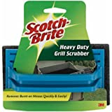 Scotch Brite Heavy Duty Barbeque BBQ Grill Scrub Cleaner