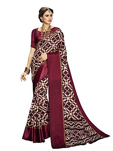 EthnicJunction Latest collection of Designer Saree - Ikkat Kota Silk Saree With...