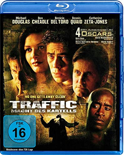 Traffic - Macht des Kartells [Blu-ray]