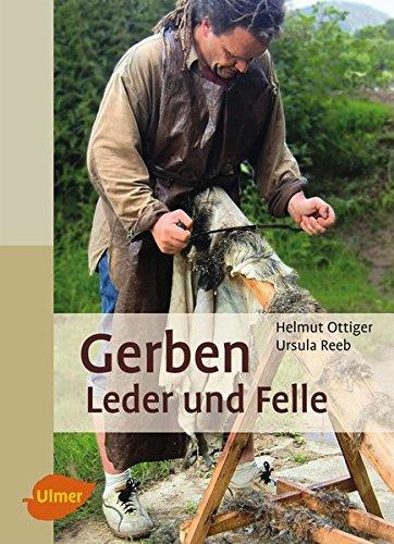 Gerben: Leder und Felle (Leder Anleitung)