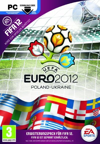 UEFA EURO 2012 (Add - On zu FIFA 12, Code in der Box) [AT PEGI] - [PC] (Euro-2012-trikot)