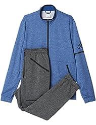 adidas TS Daybreaker KN - Chándal para hombre, color azul / gris, talla 204