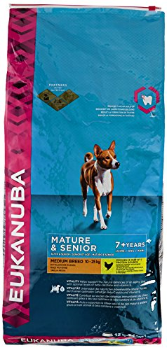 Eukanuba Dry Dog Food Adult Weight Control with Large Breed Chicken,15 kg